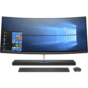 HP ENVY 커브드 올인원 - 34-b173kr