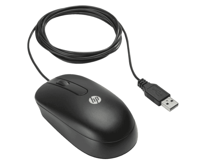 HP Essential USB 마우스