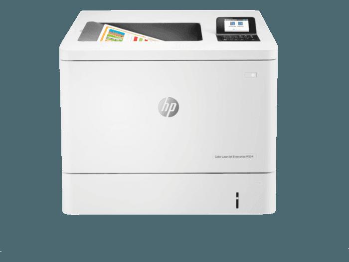 HP Color LaserJet Enterprise M554dn 프린터