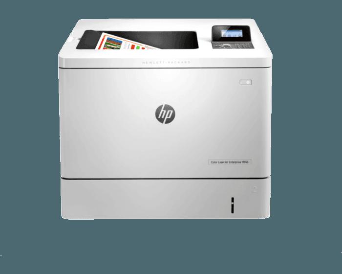 HP 컬러 레이저젯 엔터프라이즈 M553dn