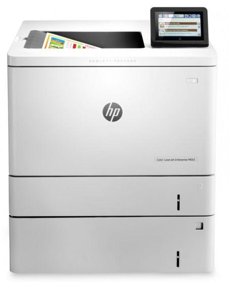 HP 컬러 레이저젯 엔터프라이즈 M553x