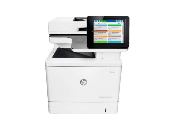 HP 컬러 LaserJet Enterprise MFP M577dn