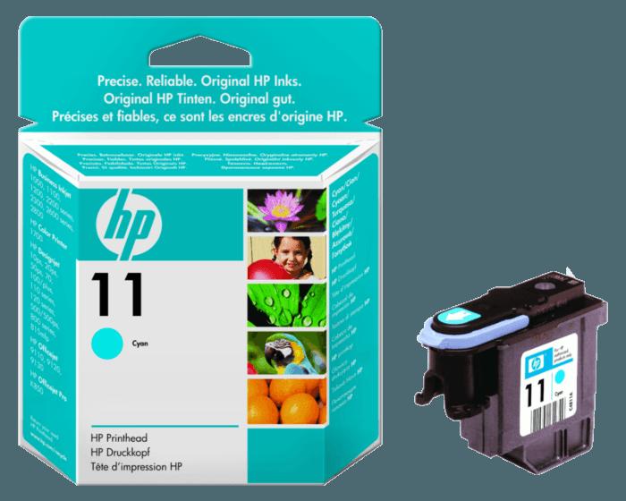 HP 11 시안 정품 잉크 카트리지