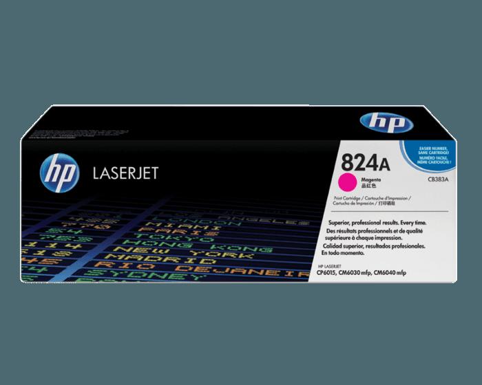 HP 824A 마젠타 정품 레이저젯 토너 카트리지