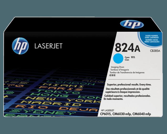 HP 824A 시안 레이저젯 이미지 드럼