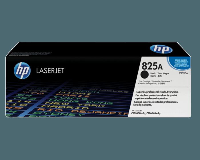 HP 825A 검정 정품 레이저젯 토너 카트리지