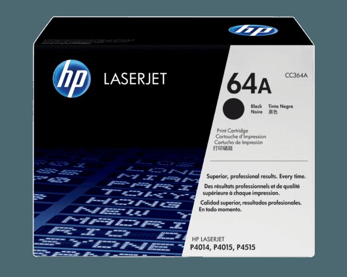 HP 64A 검정 정품 레이저젯 토너 카트리지