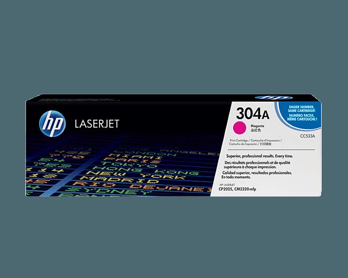 HP 304A 마젠타 정품 레이저젯 토너 카트리지