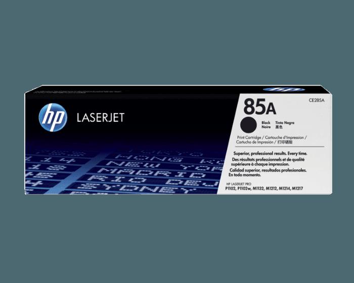 HP 85A 검정 정품 LaserJet 토너 카트리지