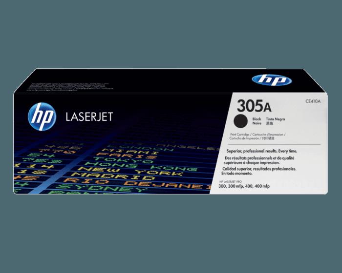 HP 305A 검정 정품 레이저젯 토너 카트리지