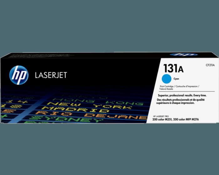 HP 131A 시안 정품 레이저젯 토너 카트리지