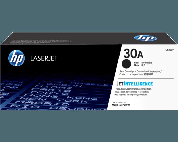 HP 30A Black Original LaserJet Toner Cartridge