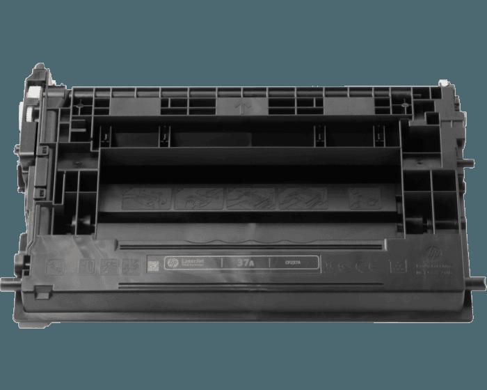 HP 37A 검정 정품 LaserJet 토너 카트리지