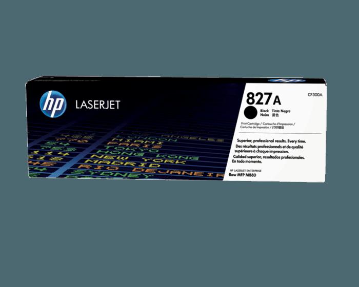 HP 827A 검정 정품 레이저젯 토너 카트리지