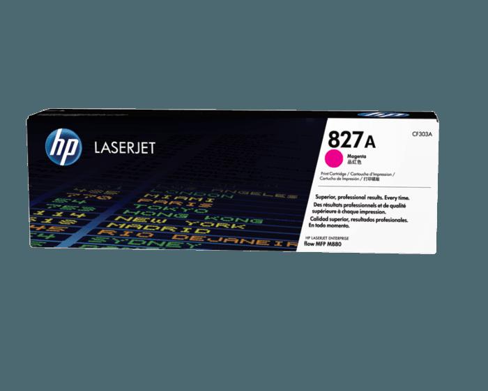HP 827A 마젠타 정품 레이저젯 토너 카트리지