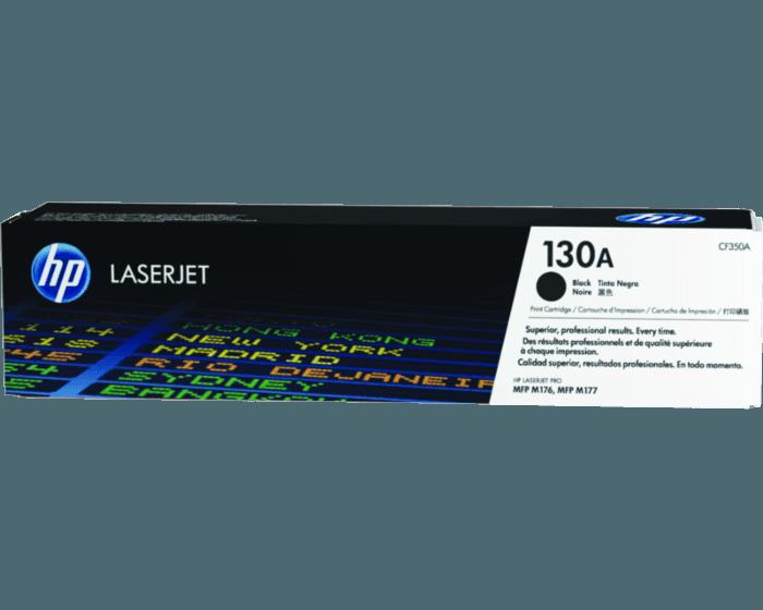 HP 130A 검정 정품 레이저젯 토너 카트리지