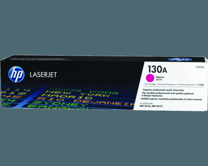 HP 130A 마젠타 정품 레이저젯 토너 카트리지