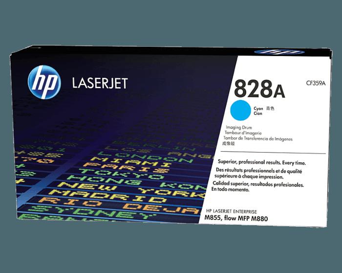 HP 828A 시안 레이저젯 이미지 드럼