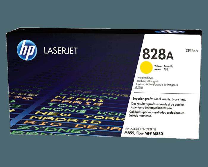 HP 828A 노랑 레이저젯 이미지 드럼