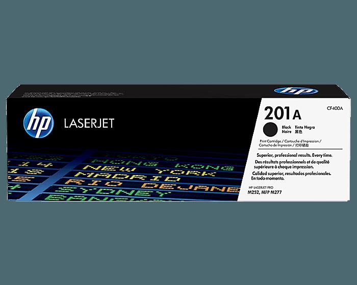HP 201A 검정 정품 레이저젯 토너 카트리지