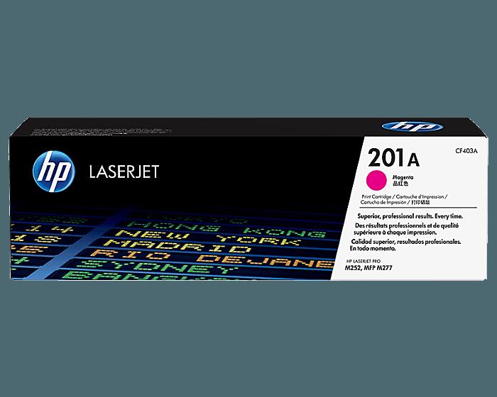 HP 201A 마젠타 정품 레이저젯 토너 카트리지