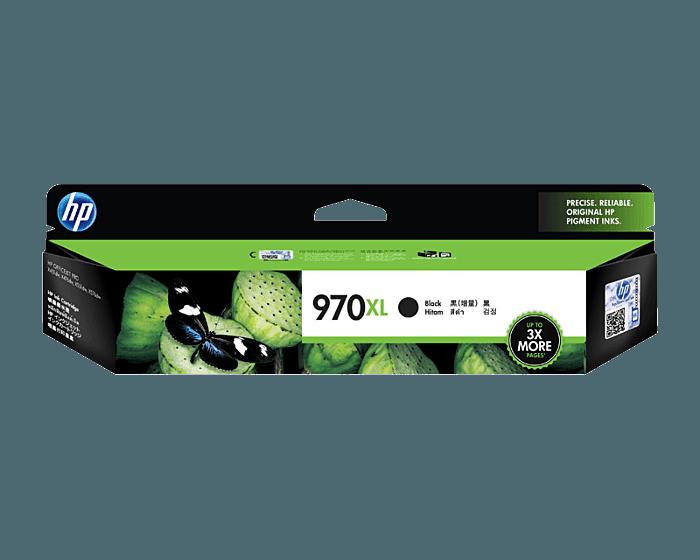 HP 970XL 대용량 검정 정품 잉크 카트리지