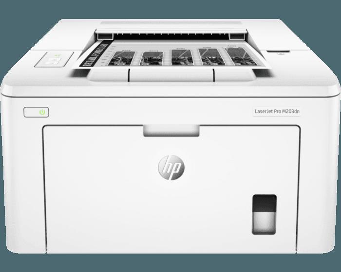 HP LaserJet Pro M203dn 프린터