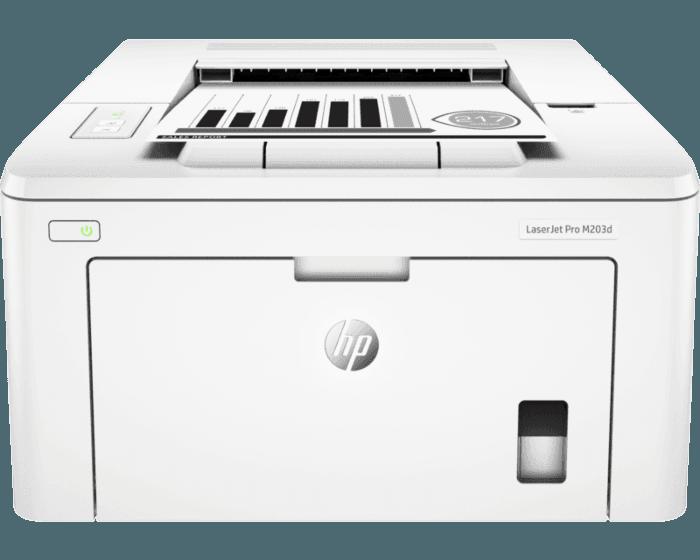 HP LaserJet Pro M203d 프린터