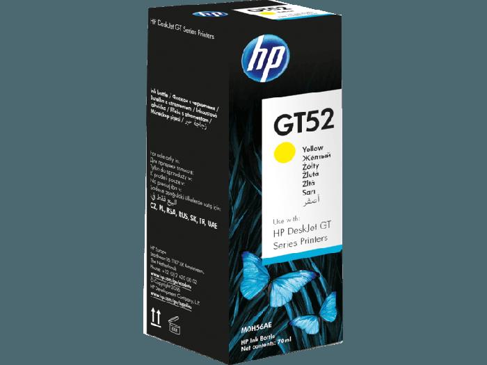 HP GT52 노랑 정품 잉크병