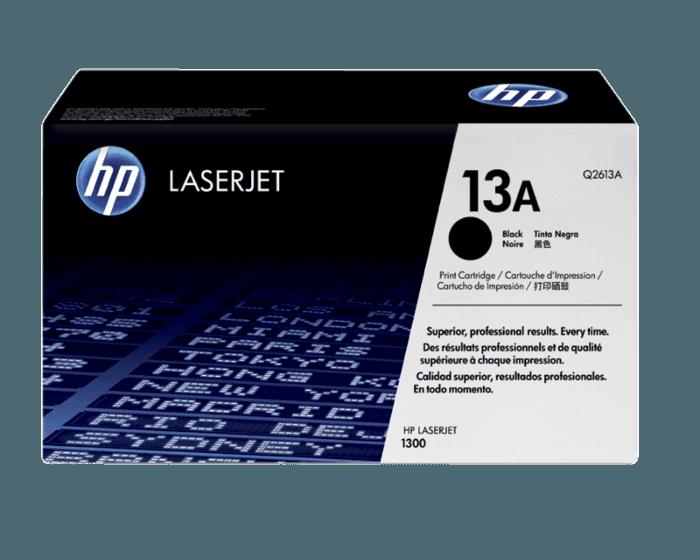 HP 13A 검정 정품 레이저젯 토너 카트리지