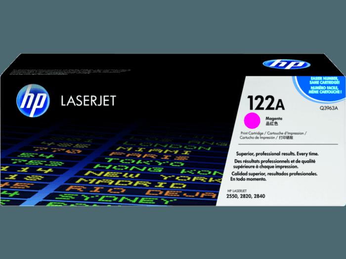 HP 122A Magenta Original LaserJet Toner Cartridge