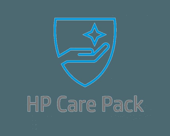 HP 1년 사후 보증 4시간 현장 방문 대응 9x5 하드웨어 지원 소매(소매 POS용/장치에만 해당)