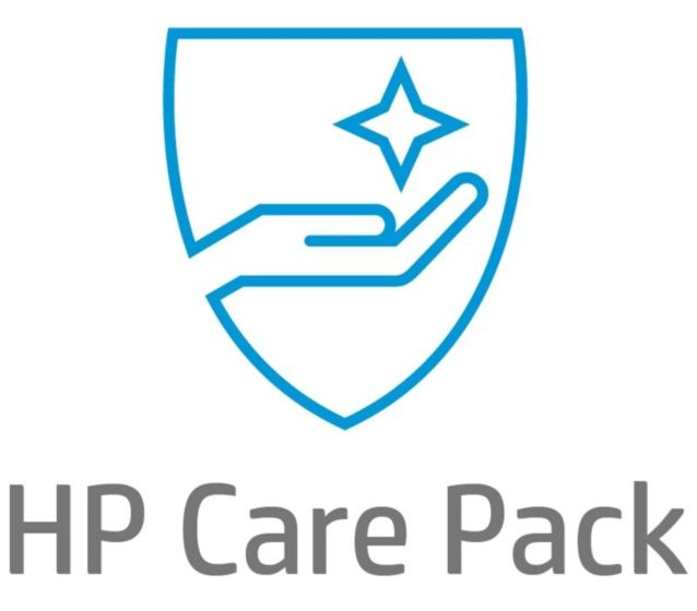 HP 1년 사후 보증 NBD 서비스, 결함 미디어 보유 포함, Color LaserJet Enterprise MFP M68x용