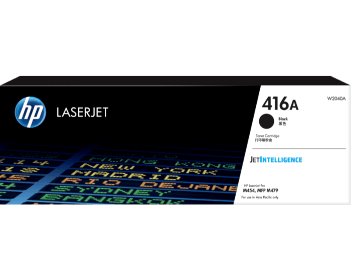 HP 416A 검정 정품 LaserJet 토너 카트리지