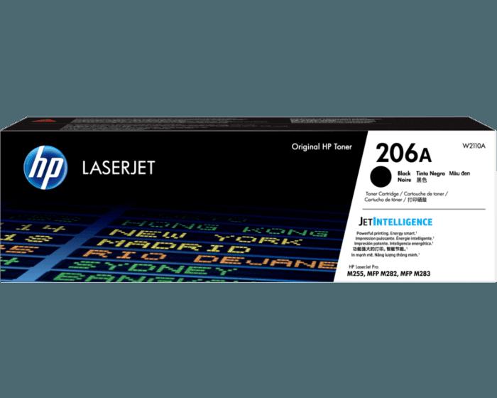 HP 206A 검정 정품 LaserJet 토너 카트리지