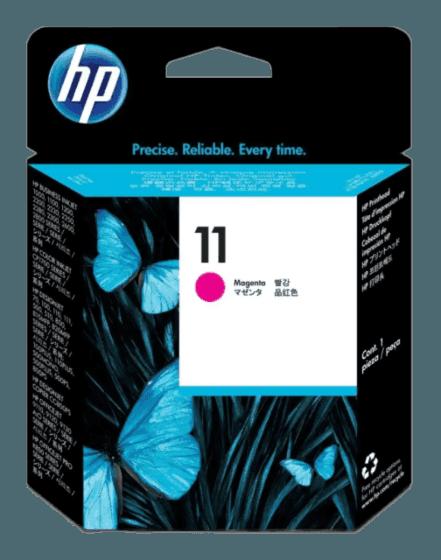 HP 11 마젠타색 프린트 헤드