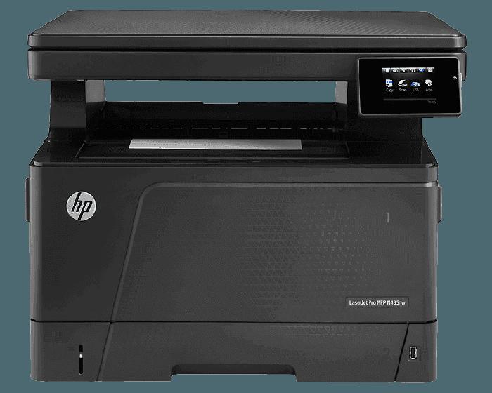 HP 레이저젯 프로 M435nw 복합기