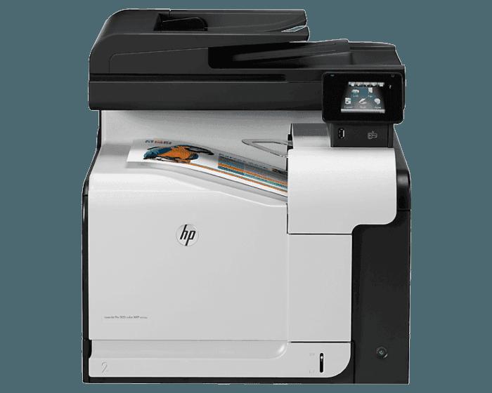HP 레이저젯 프로 500 컬러 복합기 M570dw
