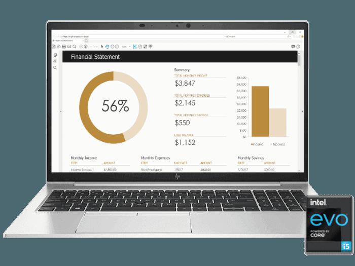 엘리트북 850 G8 i5 + 케어팩 무상 증정