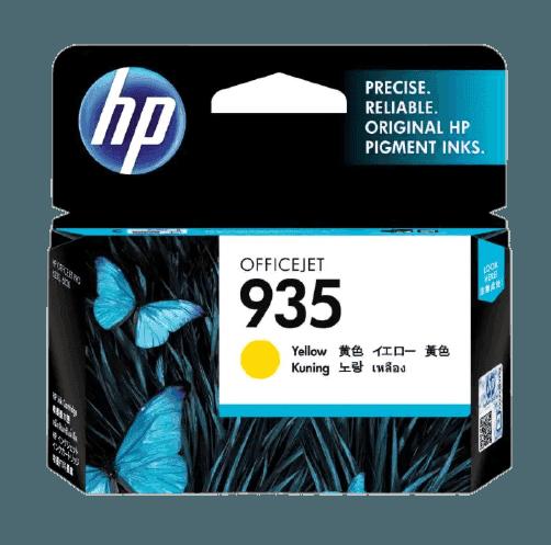 HP 935 노랑 정품 잉크 카트리지