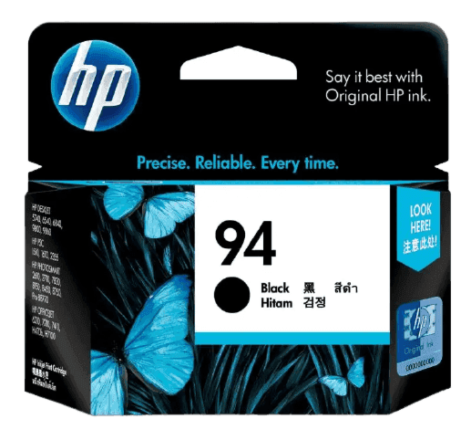 HP 94 Black Original Ink Cartridge