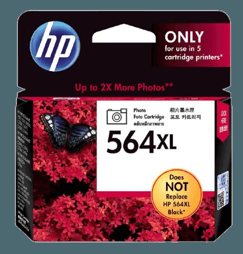 HP 564XL High Yield Photo Original Ink Cartridge