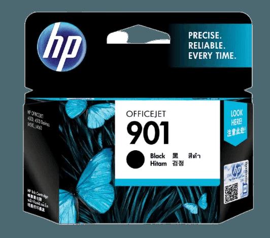 HP 901 검정 정품 잉크 카트리지