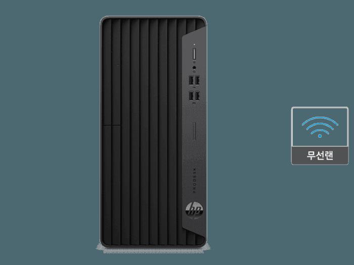 프로데스크 400 G7 i3 마이크로 타워 + 케어팩 무상 증정